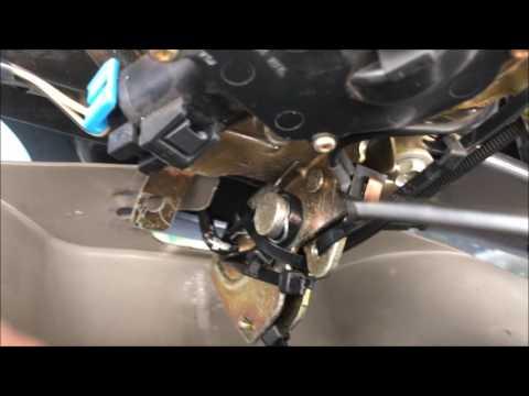how to fix chevy tahoe cargo door light - part 2