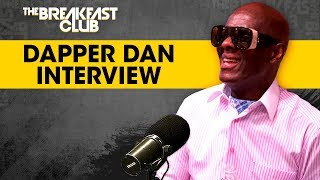Dapper Dan On Gucci's Diversity & Inclusion Plan And Why Black People Don't Support Black Brands