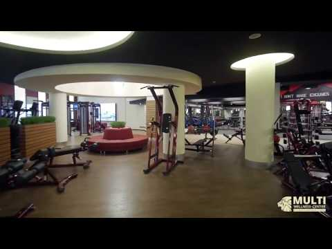 Life Fitness в Multi Wellness Center Ереван 2017