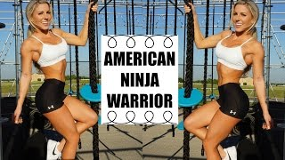 I ALMOST DIED | American Ninja Warrior | Vegan Supplements | Girly Gains