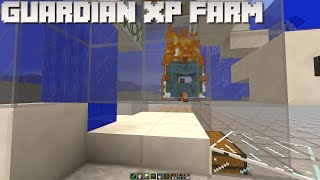 Minecraft: Guardian XP Farm (1.8/1.9/Console)