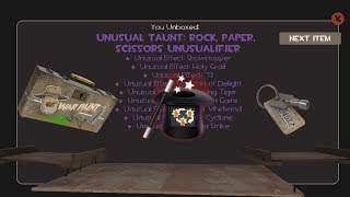 TF2- Jungle Jackpot Unusualifier