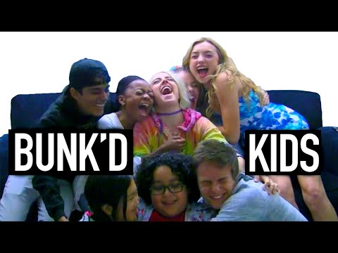 Thumbnail: The BUNK'D Disney Channel Cast from Camp Kikiwaka