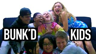 The Bunk'D Disney Channel Cast from Camp Kikiwaka thumbnail
