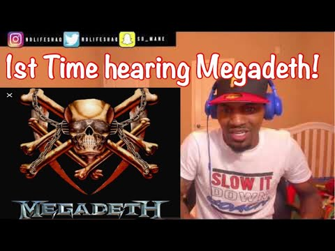 Dave Mustaine is Unreal! | Megadeth - Holy Wars...The Punishment Due | REACTION