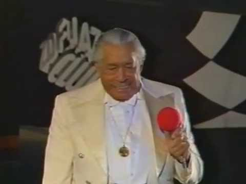 Cab Calloway & Chris Calloway 1987 in Berlin, ZDF-TV: 9 sides