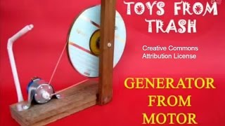 GENERATOR FROM MOTOR - ENGLISH - 22MB.wmv thumbnail