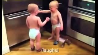 افضل. ١٠   مقطع  اطفال يضحكون