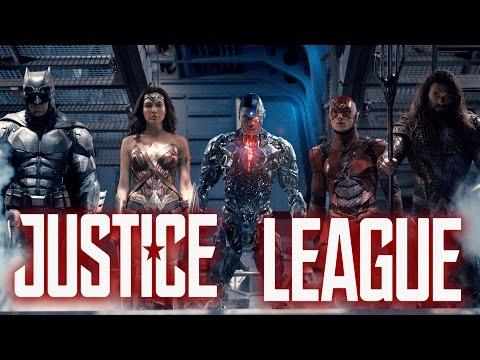 Justice League 2.Fragman İncelemesi (CASTIS CASTIS)