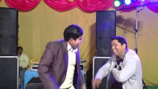 Aaya Me Gaddi Mod Ke Himanchli shaadi dance in chandigarh...