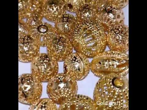 Gold craft