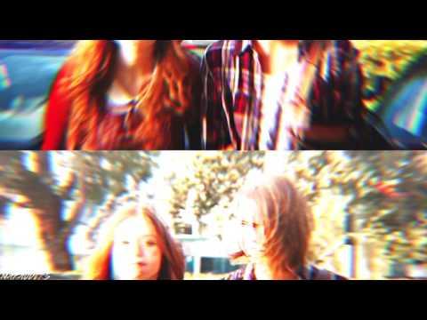 Lydia Martin and Malia Tate/Hale – Edit