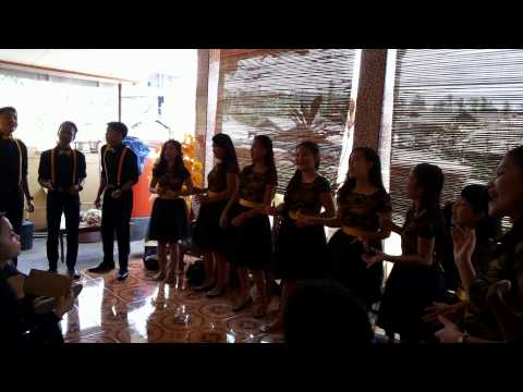 Vocal Group Remaja Betania Teling Tingkulu (hymne remaja) Juara 1 PSR 2015 wilayah Malalayang Barat