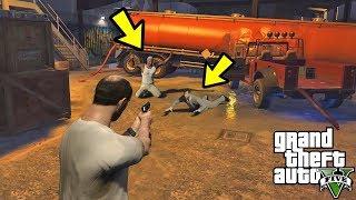 GTA 5 - Как спасти Тревора после финальной миссии ???