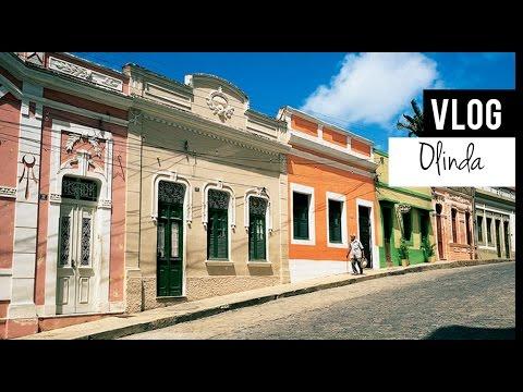VLOG - OLINDA + BISTRÔ EM RECIFE #d1