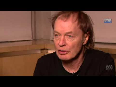 Remembering Malcolm Young ACDC and latest album in New York for ABC