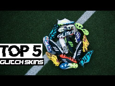 Top 5 Glitch Skins  by Extra Time + Exklusiven Code (feat. FLBTV)