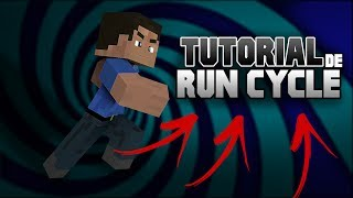 Aprenda a fazer Run cycle / boneco correndo / steverig