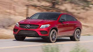 2016 MERCEDES-BENZ GLE COUPE - FIRST DRIVE REVIEW #Techno_HDFr