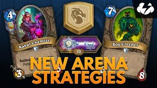 New Arena Strategies | Year of the Dragon | Tempo Storm Hearthstone