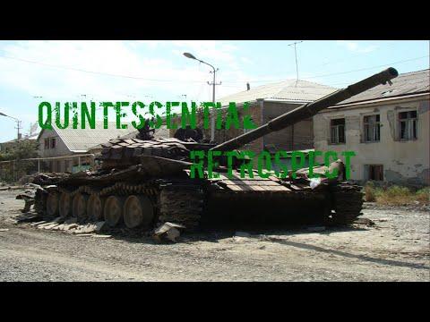 Quintessential Retrospect: The Five Day War (South Ossetia War of 2008/Russo-Georgian War)