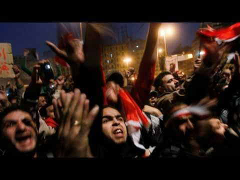 Triumph of a Nation (The Egyptian Revolution)