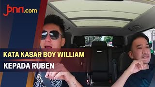 Ruben Onsu dan Boy William Berseteru Gara-Gara Sarwendah