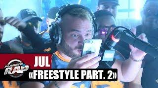 """[INÉDIT] Jul """"freestyle Part. 2"""" #PlanèteRap"""