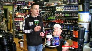 Supplements and Nutrition - Recovery Products Video by Ryan Ince