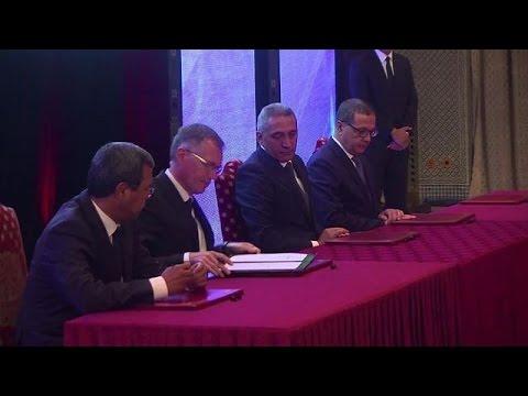 Peugeot to build 557 mn euro Morocco auto plant
