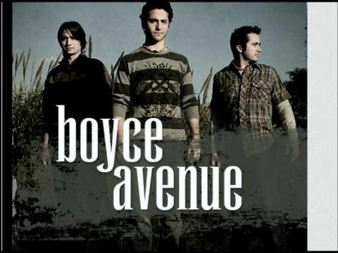 Boyce Avenue - We found love (Instrumental Karaoke Playback) Rihanna Cover