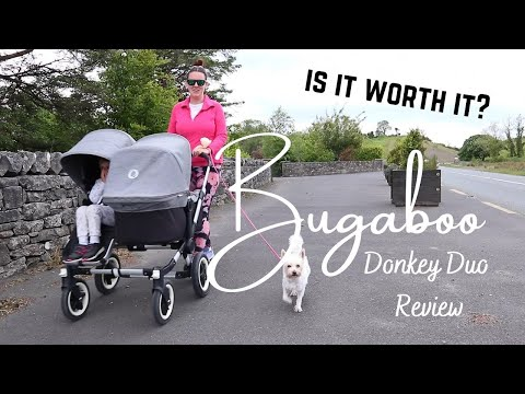 Bugaboo Donkey Duo Review   MOM OF THREE REVIEW