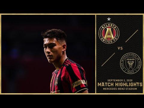 Atlanta United Inter Miami Goals And Highlights