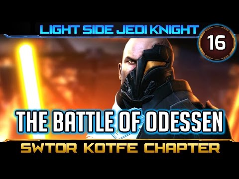 SWTOR Knights of the Fallen Empire FINALE ► CHAPTER 16, Battle of Odessen - Light Side Jedi Knight