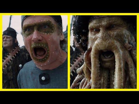 5 персонажей фильмов, созданных с помощью технологий CGI.