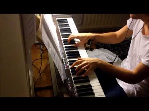 Garry Schyman - Praan (piano)