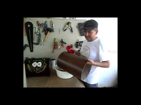 Creaciones en Tubos de Cartón