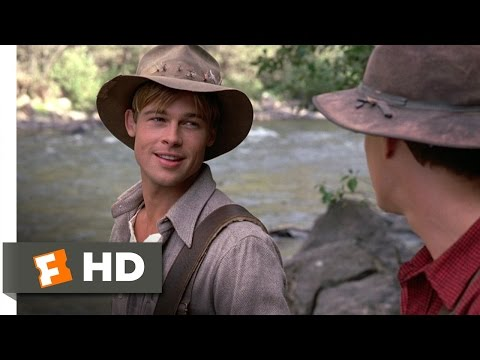 A River Runs Through It (5/8) Movie CLIP - I'll Never Leave Montana (1992) HD Mp3