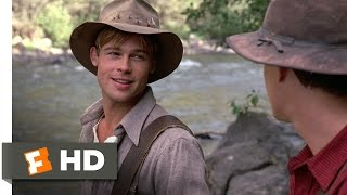 A River Runs Through It (5/8) Movie CLIP - I'll Never Leave Montana (1992) HD