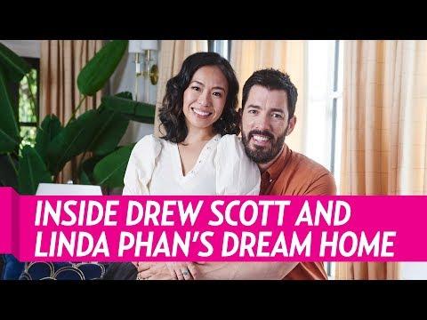 Inside 'Property Brothers' Star Drew Scott And Linda Phan's Dream Home