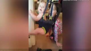 FUNNY MOMENT BABY
