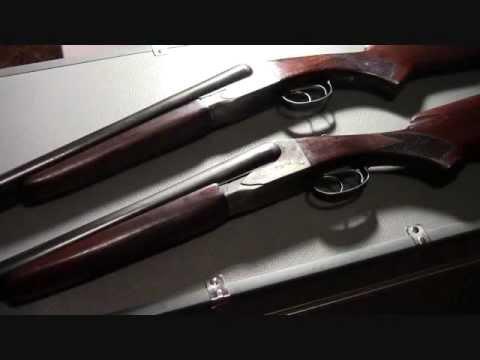 Fox Savage Model B Shotgun Shooting and Review