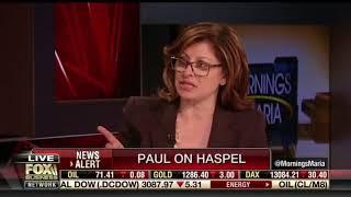 Sen. Rand Paul on His Budget & Alleged Surveillance of Candidate Trump