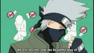 Naruto Shippuuden Third Keyword