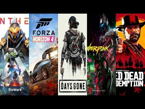 Top 20 Upcoming OPEN WORLD Games 2018-2019 PC PS4 XBOX1