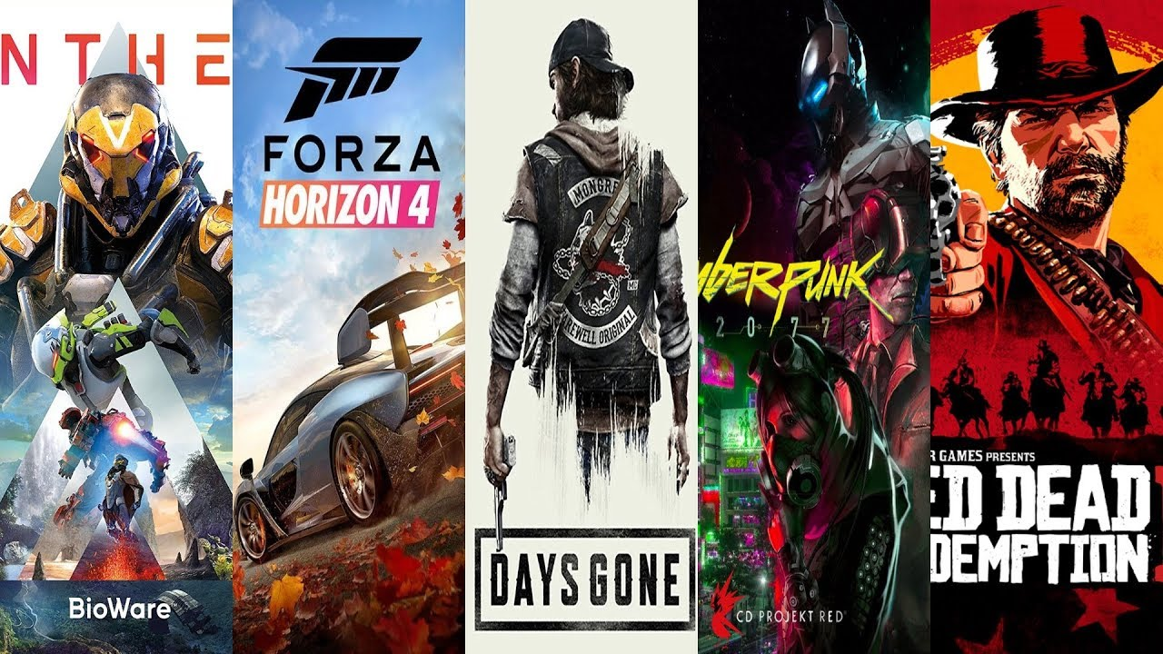 Top 20 Upcoming Open World Games 2018 2019 Pc Ps4 Xbox1