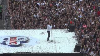 Olly Murs - Beautiful To Me Summertime Ball Live At Wembley Stadium  2015