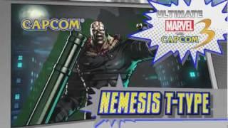 Ultimate Marvel vs Capcom 3 Nemesis