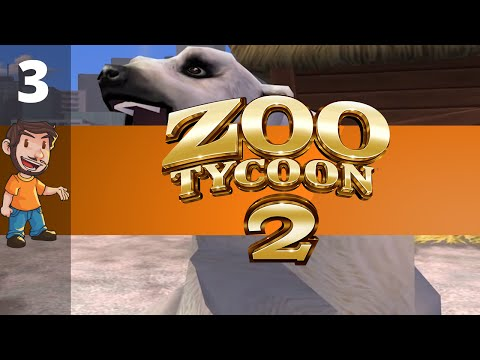 Flabaliki Plays: Zoo Tycoon 2 - Part 3