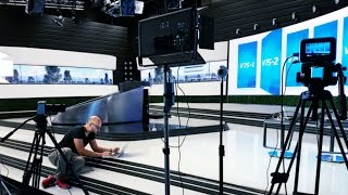 Behind the Scenes: ATG – Fråga V75 Direkt